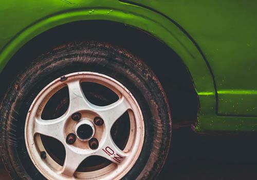 Aluminium Alloy Wheel Cleaner