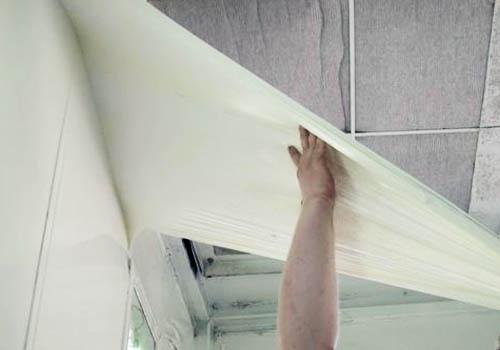 Peelable Spray Booth Paint